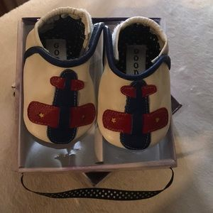 Other - New leather baby shoe